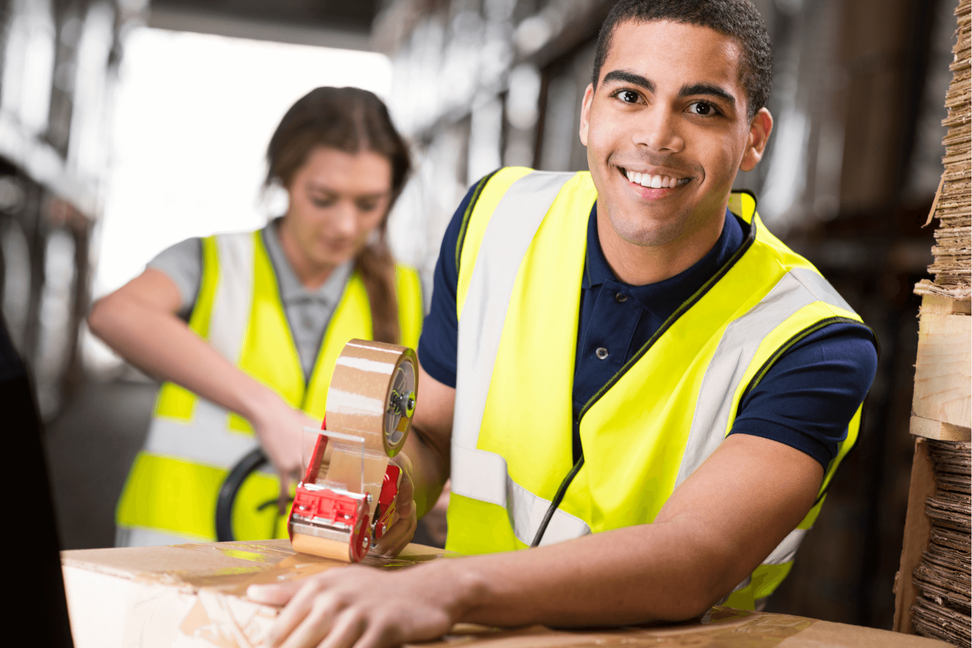 pick and pack, ecommerce fulfilment, 3pl, inventory management