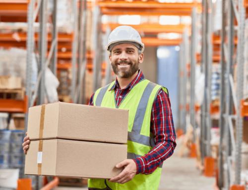 Warehouse Storage: 3pl Warehousing & fulfilment centres