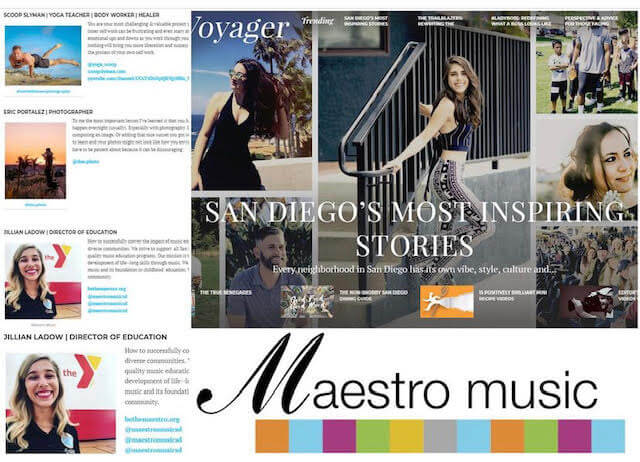 local press, free advertising, how to get free advertising, promote your business for free, local media, how to market your business, how to market your ecommerce store, maestro music san diego