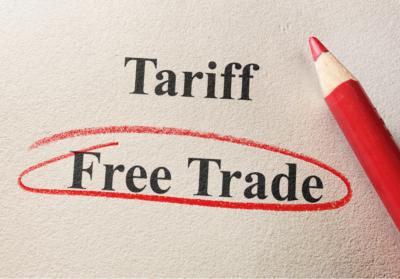 Picture of tariff. Tariff free trade, free trade agreement Australia, Australia trade deal, trade deal with australia,