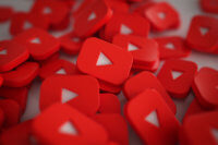 picture of youtube logo. how to sell on youtube, how to sell merchandise on youtube, youtube marketing, promote your youtube channel, youtube marketing services, youtube promotion service,